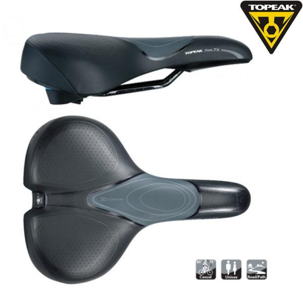 TOPEAK Free_TX 3D Comfort