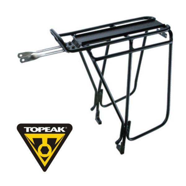TOPEAK Super Tourist DX Tubular Rack багажник с держателями боковых сумок