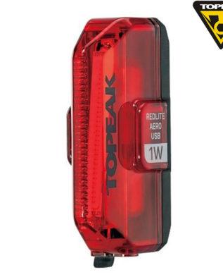 TOPEAK RedLite Aero USB фонарь задний