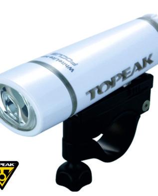 Фонарь передний TOPEAK WhiteLite HP Focus