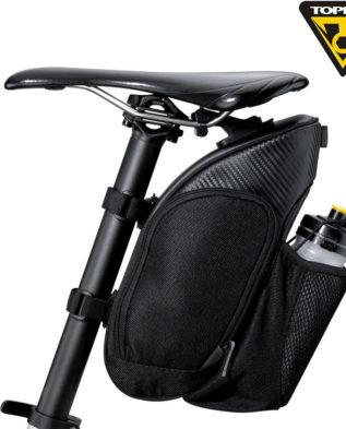 TOPEAK MondoPack Hydro подседельная сумка с креплением 25 с карманом под бутылочку