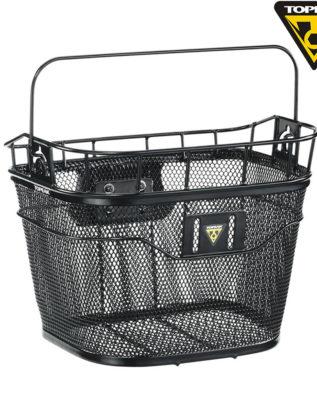 TOPEAK Basket Front w/E-bike compatible fixer 3e корзина крепление подходит д/электровел-да