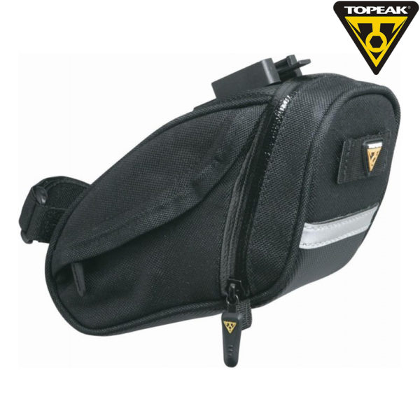 TOPEAK Aero Wedge Pack DX w/F25 подседельная сумка с креплением