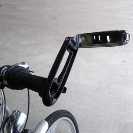 зеркала и рога на руль