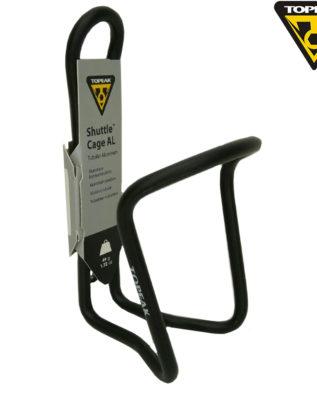 TOPEAK Shuttle Cage алюминиевый флягодержатель цв.чёрный
