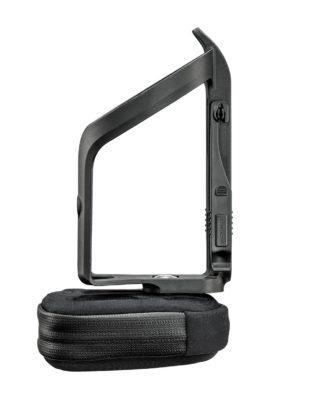 Ninja Cage Plus w/road spare tube pouch флягодержатель с монтажками и боксом для запасной камеры