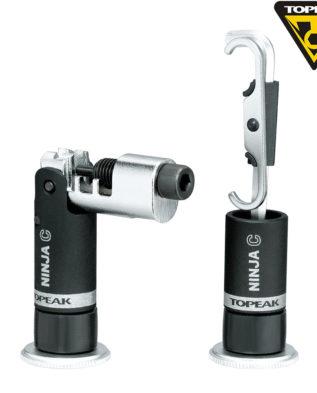TOPEAK Ninja C 11 speed chain tool for MTB & road handlebar заглушки в руль с инструментом д/цепи