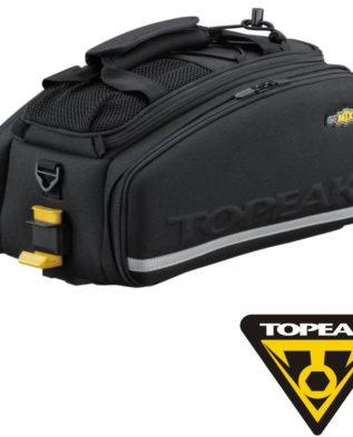 TOPEAK MTX Trunk Bag EXP w/Rigid Molded Panels сумка на багажник с жёсткими направляющими
