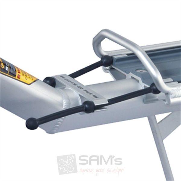 консольный багажник для средних и больших рам