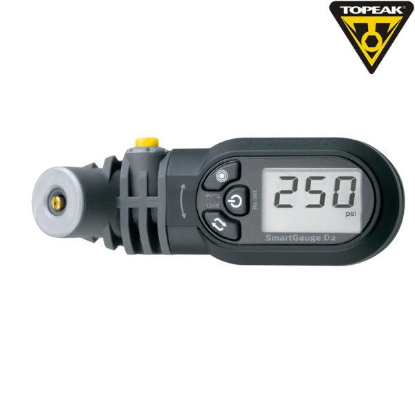 TOPEAK электронный индикатор давления SmartGauge D2