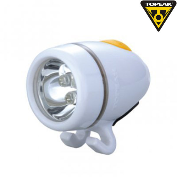 TOPEAK WhiteLite II фонарь передний белый