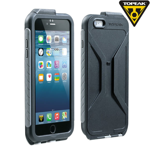 TOPEAK Weatherproof RideCase ONLY for iPhone 6 Plus водонепроницаемый чехол