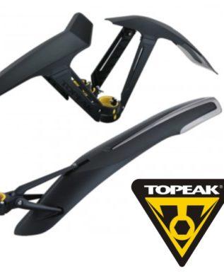 TOPEAK DeFender XC1 и XC11 MTB комплект крыльев