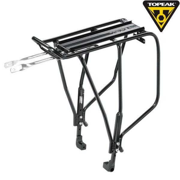 Topeak Uni SuperTourist багажник для велосипедов с дисковыми тормозами