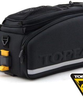 TOPEAK MTX Trunk Bag DX w/Rigid Molded Panels сумка на багажник с жёсткими направляющими