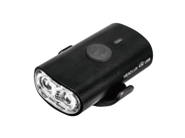 Передний фонарь TOPEAK HEADLUX 450 LUMENS USB