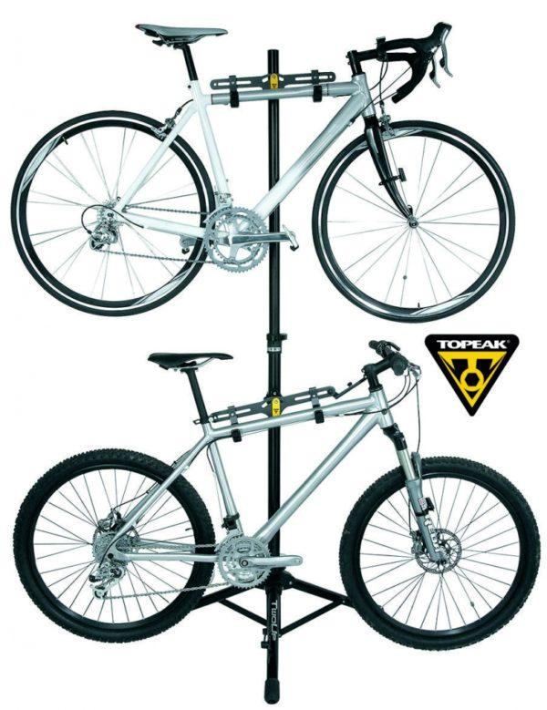 TOPEAK TwoUp TuneUp Bike Stand стенд подставка для хранения 2-х велосипедов