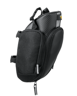 TOPEAK TOPEAK MondoPack XL подседельная сумка крепление на липучке с раскрывающимся задним карманом