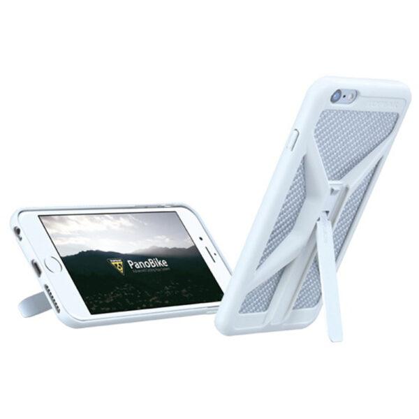 TOPEAK Бокс для телефона RideCase ONLY для iPhone 6 plus цв.белый