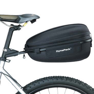 TOPEAK DynaPack DX w/Rain Cover сумка-багажник с чехлом от дождя
